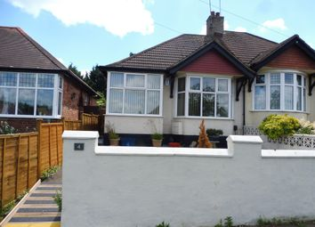 Thumbnail 2 bed semi-detached bungalow for sale in Masefield Way, Northampton