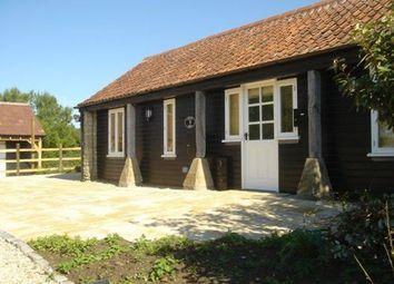 Thumbnail 1 bed detached bungalow to rent in Mill Lane, Broughton Gifford, Melksham