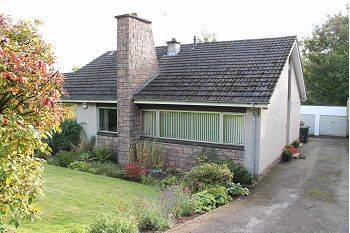 Thumbnail 3 bed detached bungalow to rent in Greystane Road, Invergowrie