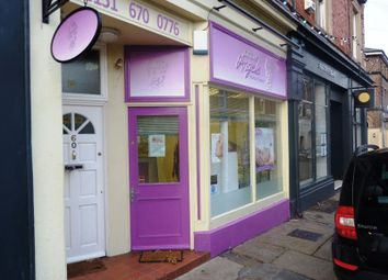 Thumbnail Commercial property to let in Christchurch Road, Prenton