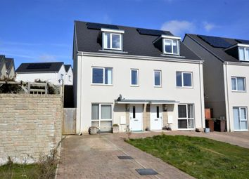 Thumbnail 3 bed semi-detached house for sale in Woodville Road, Plymouth, Devon