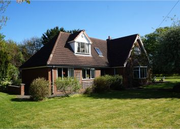Thumbnail 4 bed detached house for sale in Ford, Shrewsbury