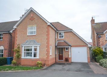 Thumbnail 4 bedroom detached house for sale in Scafell Close, West Bridgford, Nottingham