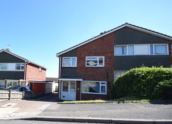 Thumbnail 3 bed semi-detached house for sale in Barley Farm Road, Exeter