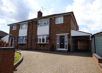 Thumbnail 3 bed semi-detached house for sale in Beake Avenue, Coventry