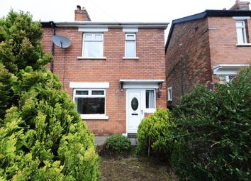 Thumbnail 2 bedroom semi-detached house for sale in Dunraven Park, Bloomfield, Belfast