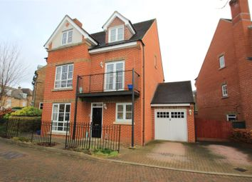 Thumbnail 5 bed detached house to rent in Goodhall Close, Stanmore