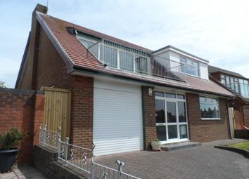 Thumbnail 4 bedroom detached bungalow for sale in Devonshire Road, Blackpool