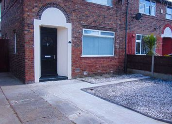 Thumbnail 3 bed semi-detached house for sale in Trafford Avenue, Bewsey, Warrington