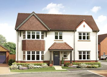 Thumbnail 4 bed detached house for sale in Forest Road, Waltham Chase, Southampton, Hampshire