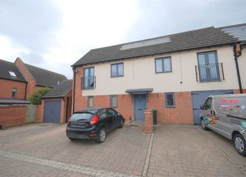 Thumbnail 2 bedroom flat for sale in Barring Street, Upton, Northampton