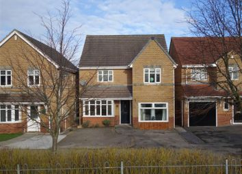 Thumbnail 4 bed detached house for sale in Hadrian Road, Morecambe