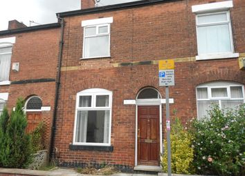 Thumbnail 2 bed terraced house to rent in Stafford Road, Swinton, Manchester