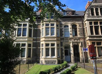 Thumbnail 1 bed flat for sale in Ninian Road, Roath, Cardiff