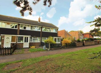 Thumbnail 3 bed terraced house for sale in Beech Walk, Kempston, Bedford