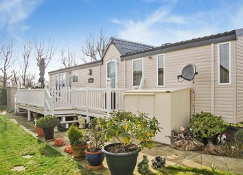 Thumbnail 2 bed mobile/park home for sale in St. Margarets Holiday Park, St. Margarets-At-Cliffe, Dover, Kent