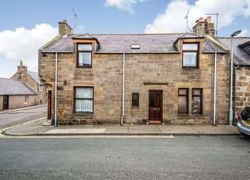 Thumbnail 3 bed terraced house for sale in Harbour Street, Hopeman, Elgin
