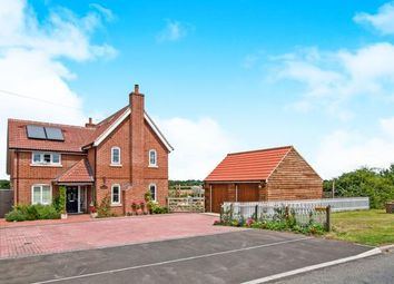Thumbnail 5 bedroom detached house for sale in Garvestone, Norwich, Norfolk