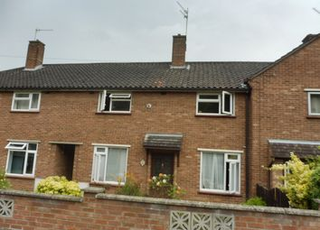 Thumbnail 3 bedroom terraced house for sale in Sycamore Crescent, Norwich
