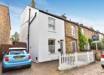 Thumbnail 3 bed end terrace house for sale in St. Margarets Grove, St Margarets, Twickenham