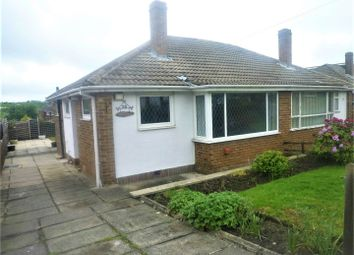 Thumbnail 2 bed semi-detached bungalow to rent in Park Road, Clayton West, Huddersfield