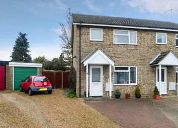Thumbnail 3 bed semi-detached house for sale in Beech Tree Close, Beccles