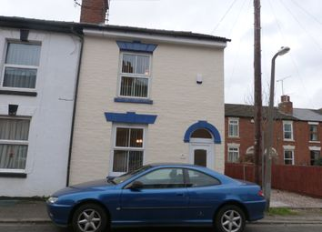 Thumbnail 3 bedroom end terrace house to rent in Lansdowne Street, Worcester