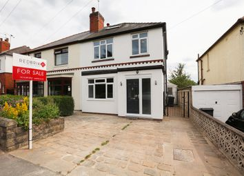 Thumbnail 3 bed semi-detached house for sale in Charles Ashmore Road, Sheffield