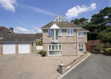 Thumbnail 4 bed detached house for sale in Marian Close, Corfe Mullen, Wimborne, Dorset