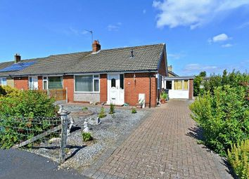 Thumbnail 2 bed semi-detached bungalow for sale in South Croft, Houghton, Carlisle