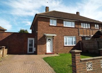 Thumbnail 3 bed semi-detached house for sale in Milne Park East, New Addington, Croydon