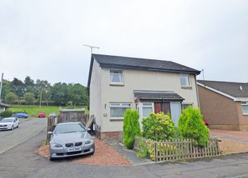Thumbnail 2 bed semi-detached house for sale in Alyth Drive, Polmont, Falkirk