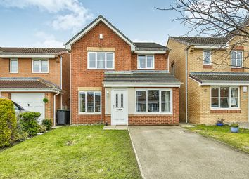 Thumbnail 3 bed detached house to rent in Holwick Close, Consett