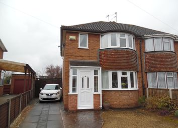 Thumbnail 3 bed semi-detached house for sale in Ronkswood Hill, Worcester