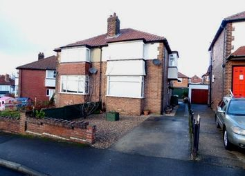 Thumbnail 3 bed semi-detached house for sale in Valley Road, Rodley Bramley