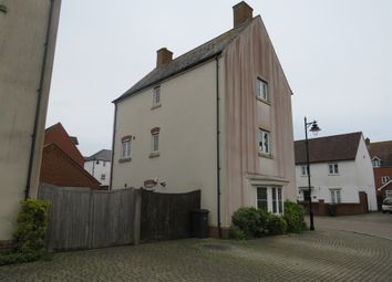 Thumbnail Detached house for sale in Conyger Road, Amesbury, Salisbury