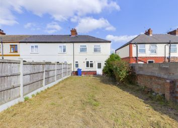 Thumbnail 3 bed end terrace house to rent in Avenue Road, Askern, Doncaster