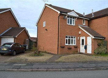 Thumbnail 3 bed detached house for sale in Nelson Drive, Hinckley, Leicestershire