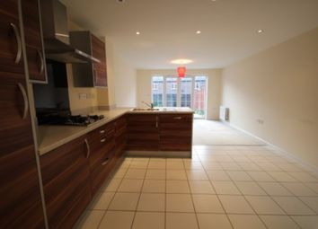 Thumbnail 3 bed town house to rent in Charter Court, Rothwell, Kettering