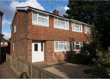 Thumbnail 3 bed semi-detached house for sale in Toynbee Road, Eastleigh