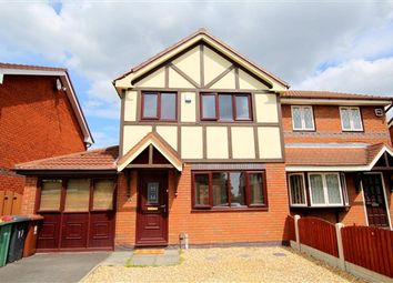 Thumbnail 4 bed property for sale in Dovedale Close, Preston