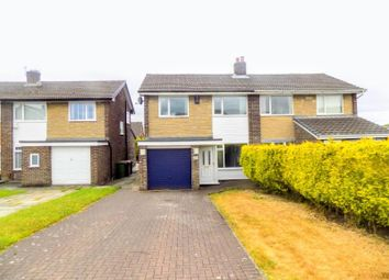 Thumbnail 3 bed semi-detached house to rent in Barnfield Drive, Westhoughton