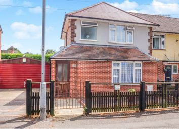 3 bed semi-detached house for sale in Worrall Avenue, Nottingham NG5