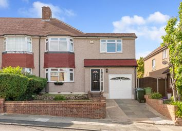 4 bed semi-detached house for sale in North Road, Crayford, Dartford DA1