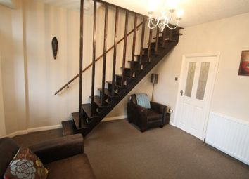 Thumbnail 2 bed terraced house to rent in Thompson Hill, High Green, Sheffield
