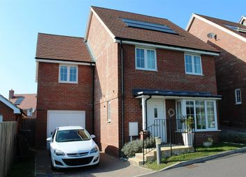 Thumbnail 4 bed link-detached house for sale in Carnforth Crescent, Eastbourne