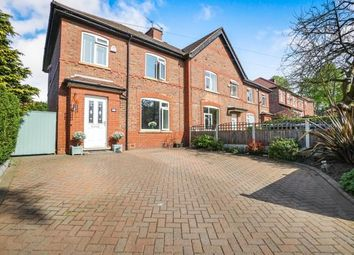 Thumbnail 3 bedroom semi-detached house for sale in Stokoe Avenue, Altrincham, Greater Manchester, .