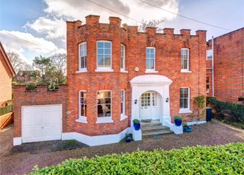 Thumbnail 4 bedroom detached house for sale in St. Marks Road, Henley-On-Thames, Oxfordshire