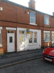 Thumbnail 3 bed terraced house for sale in Fox Grove, Basford, Nottingham
