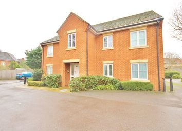 Thumbnail 2 bed flat to rent in Hallows Grove, Sunbury, Middlesex